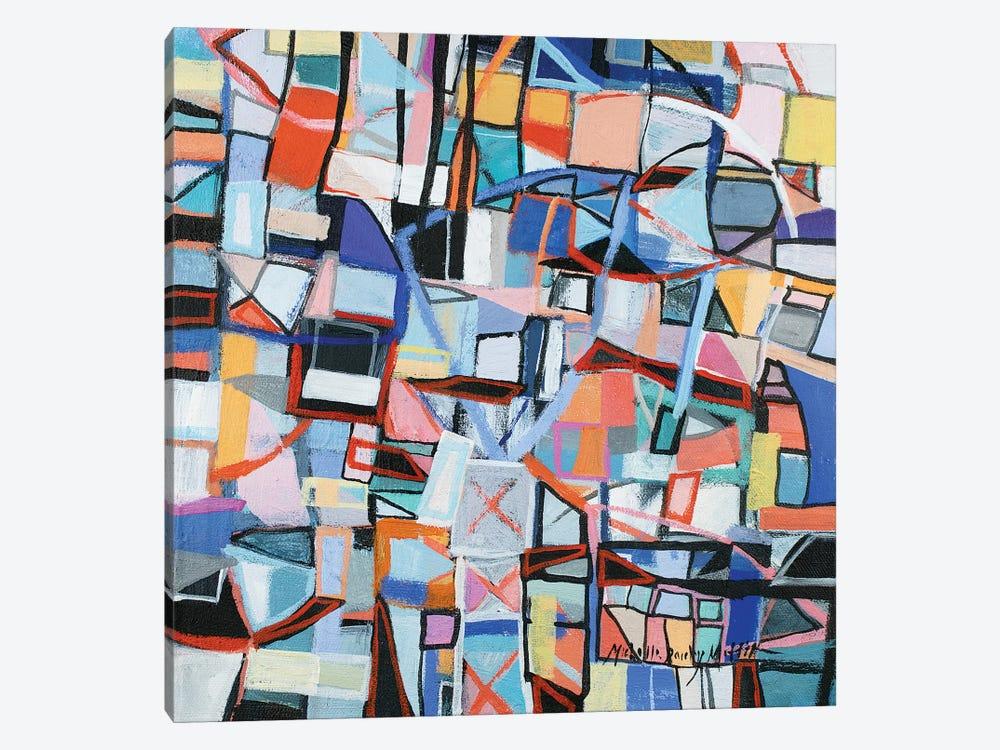 Restless by Michelle Daisley Moffitt 1-piece Canvas Artwork