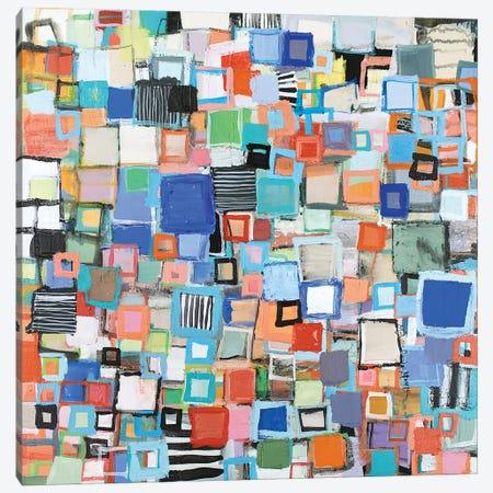 Stacked Canvas Print #MDM42} by Michelle Daisley Moffitt Canvas Artwork