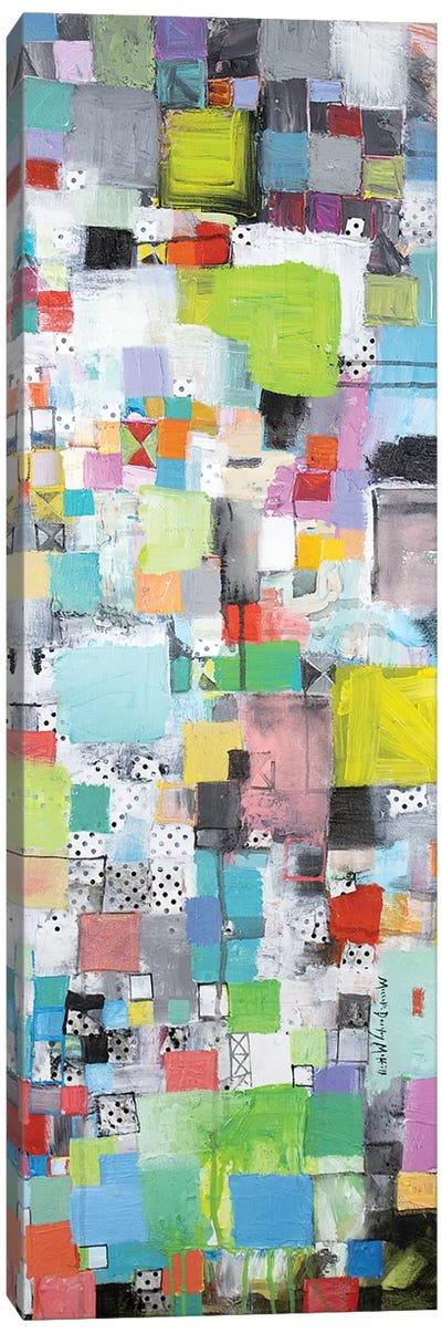 Stockpiled Canvas Art Print
