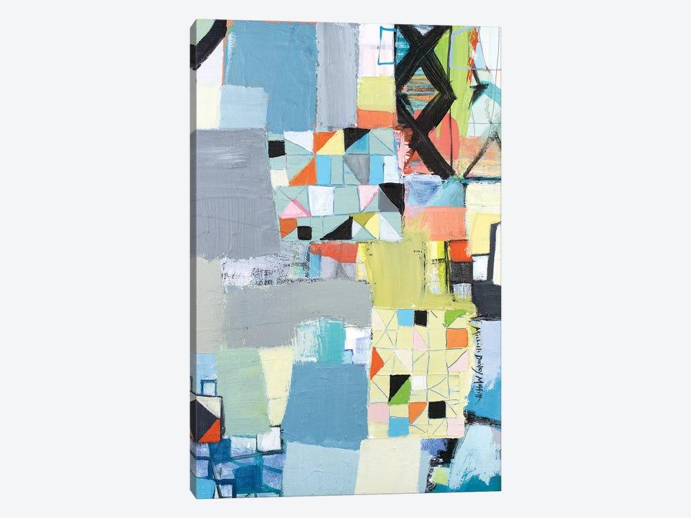 Sunday Morning by Michelle Daisley Moffitt 1-piece Canvas Wall Art