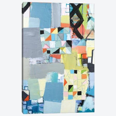 Sunday Morning Canvas Print #MDM44} by Michelle Daisley Moffitt Canvas Art Print