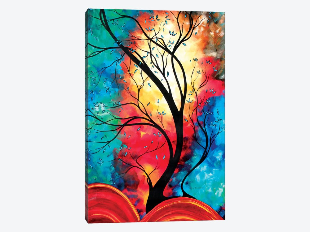 New Beginnings by Megan Duncanson 1-piece Canvas Print