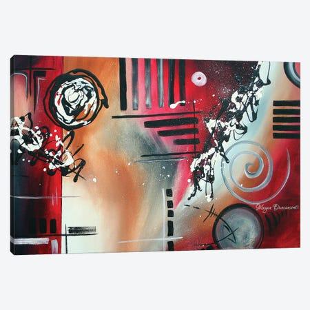 Red Divinity Canvas Print #MDN103} by Megan Duncanson Canvas Art Print