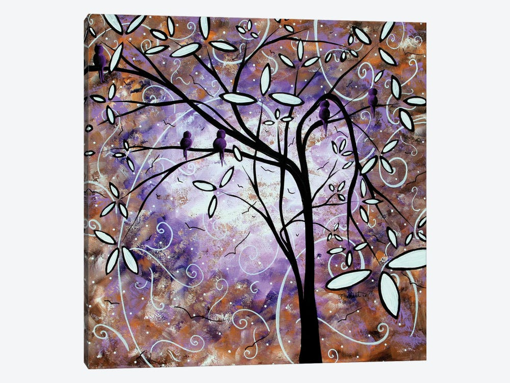 Royalty by Megan Duncanson 1-piece Canvas Art Print