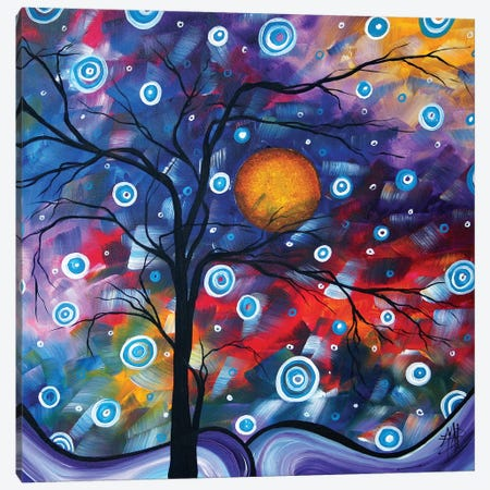 See The Beauty Canvas Print #MDN106} by Megan Duncanson Canvas Wall Art