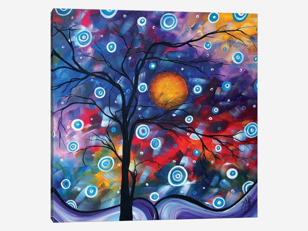 See The Beauty by Megan Duncanson 1-piece Canvas Print