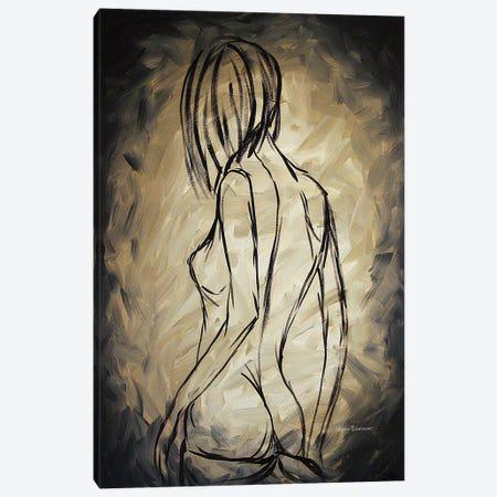 Sensuous Canvas Print #MDN107} by Megan Duncanson Canvas Art