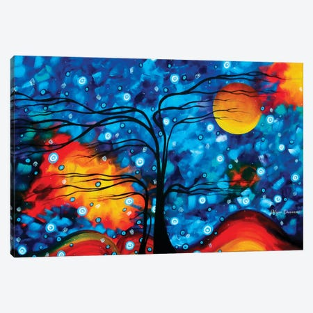 Chidlhood Memories Canvas Print #MDN10} by Megan Duncanson Canvas Art