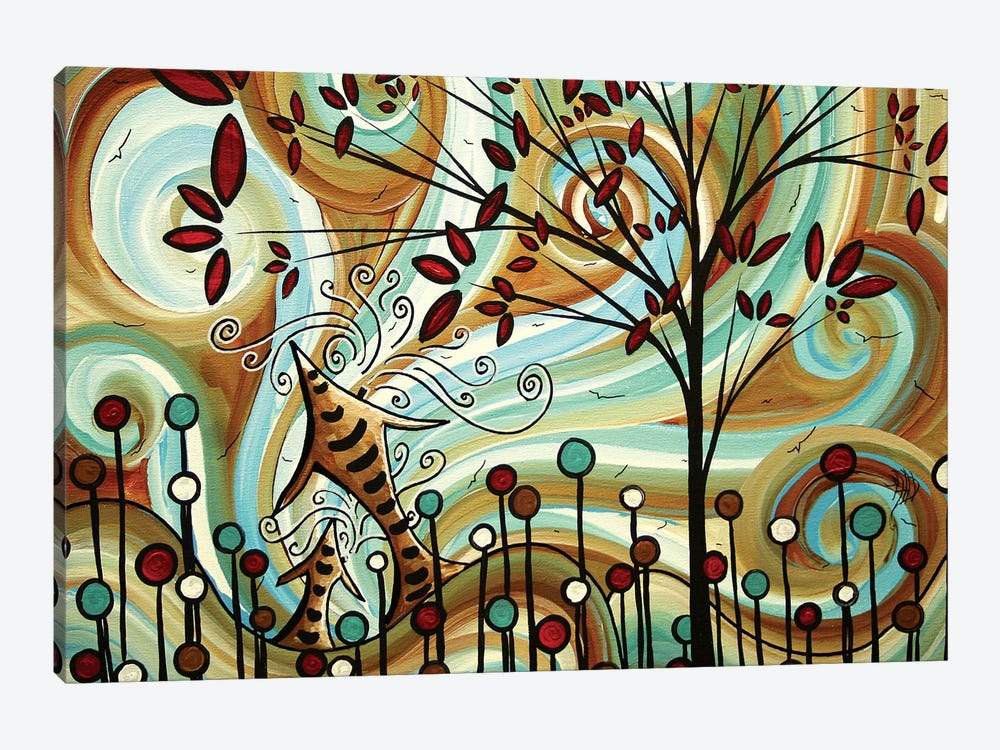 Venturing Out by Megan Duncanson 1-piece Canvas Art Print