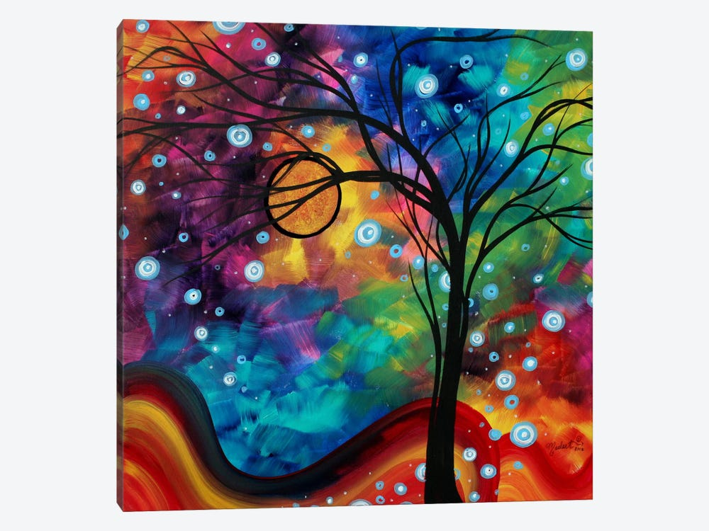 Winter Cold by Megan Duncanson 1-piece Canvas Print
