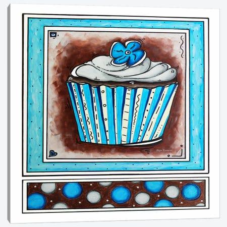 Creamy Delight 3-Piece Canvas #MDN11} by Megan Duncanson Canvas Wall Art
