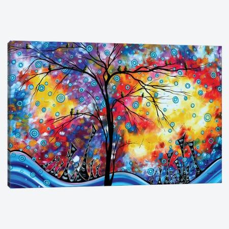 Worlds Away Canvas Print #MDN120} by Megan Duncanson Canvas Print