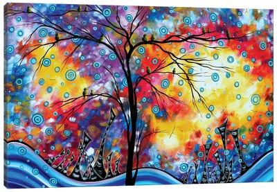 Worlds Away Canvas Art Print