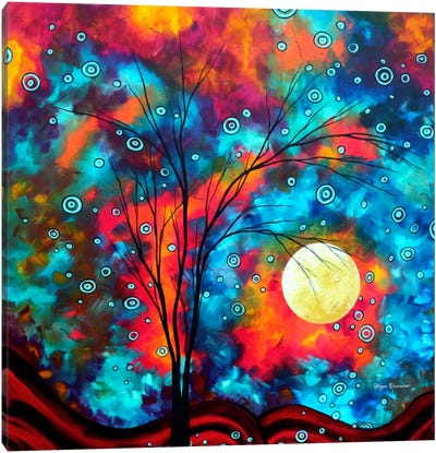 Delightful Canvas Art Print