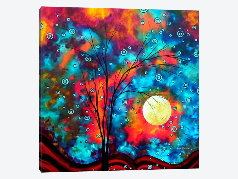 Delightful by Megan Duncanson 1-piece Canvas Print