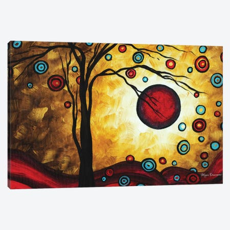 Freedom of Joy Canvas Print #MDN16} by Megan Duncanson Canvas Art Print
