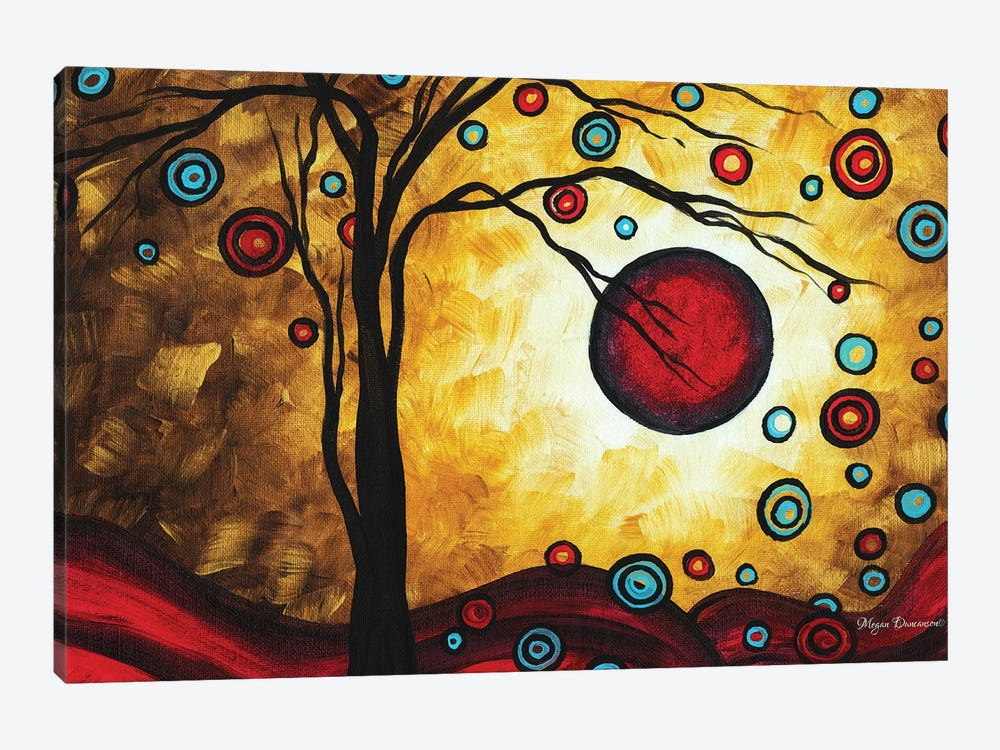 Freedom of Joy by Megan Duncanson 1-piece Canvas Print