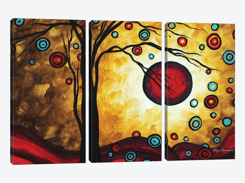 Freedom of Joy by Megan Duncanson 3-piece Art Print