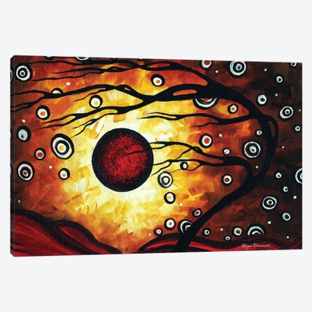 Silent Whispers Canvas Print #MDN33} by Megan Duncanson Canvas Art