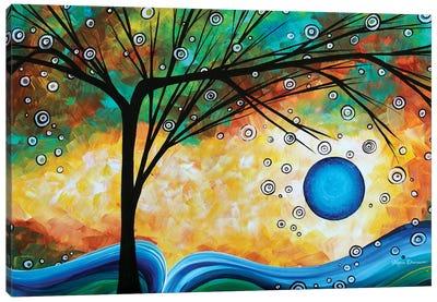 Summer Blooms II Canvas Art Print