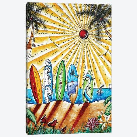 Summer Break Canvas Print #MDN36} by Megan Duncanson Art Print
