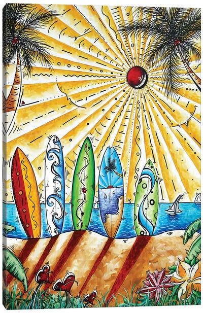 Summer Break Canvas Art Print
