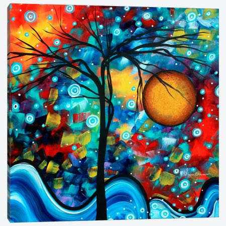 Sweet Serenity Canvas Print #MDN37} by Megan Duncanson Canvas Print