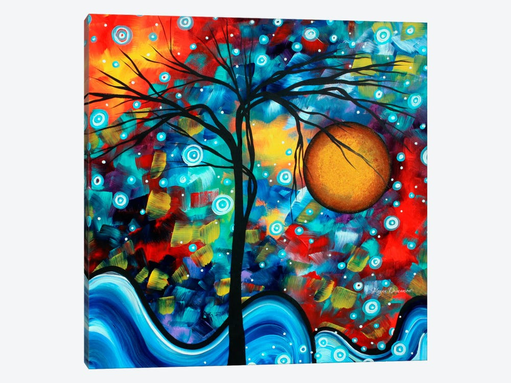 Sweet Serenity by Megan Duncanson 1-piece Canvas Art