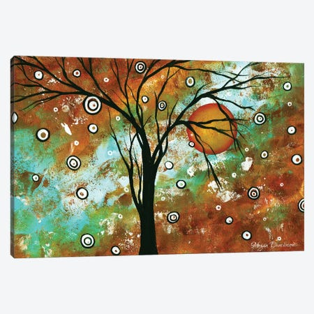 Autumns Eve Canvas Print #MDN3} by Megan Duncanson Canvas Wall Art