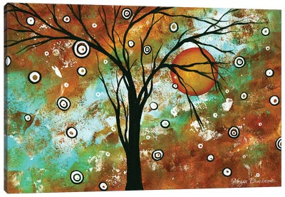 Autumns Eve Canvas Art Print