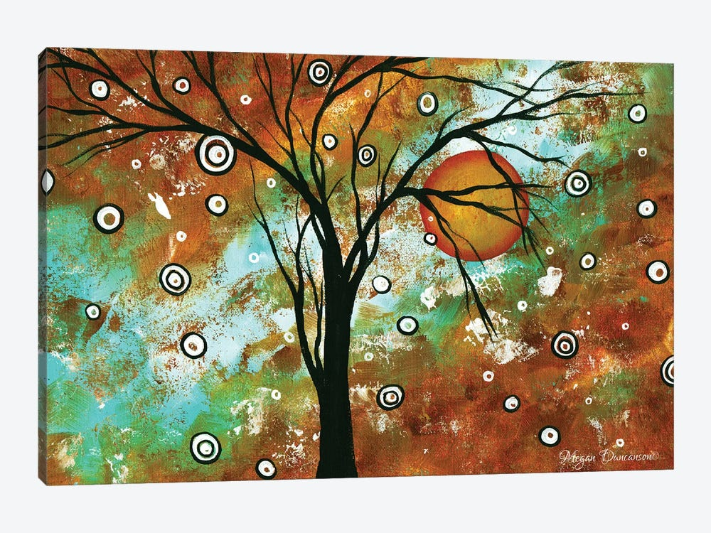 Autumns Eve by Megan Duncanson 1-piece Canvas Wall Art