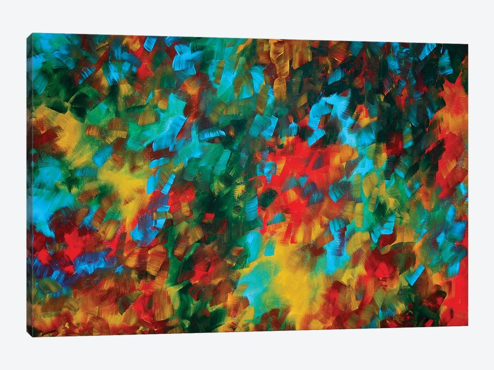 Autumn Colors 1-piece Canvas Wall Art