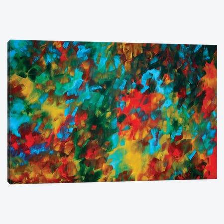 Autumn Colors Canvas Print #MDN44} by Megan Duncanson Canvas Art
