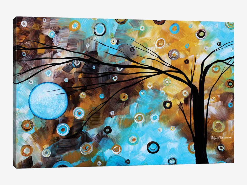 Baby Blues by Megan Duncanson 1-piece Art Print