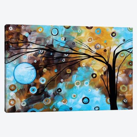 Baby Blues Canvas Print #MDN4} by Megan Duncanson Canvas Print