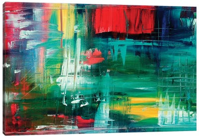 Bold And Beautiful Canvas Art Print