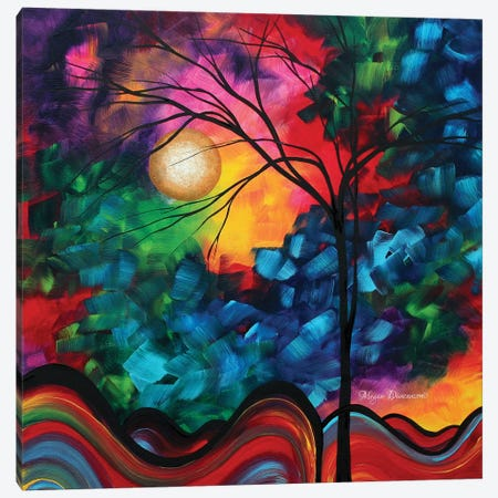 Brilliance Canvas Print #MDN56} by Megan Duncanson Canvas Print