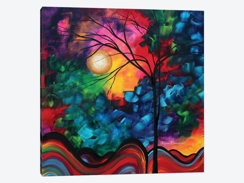 Brilliance by Megan Duncanson 1-piece Canvas Art Print