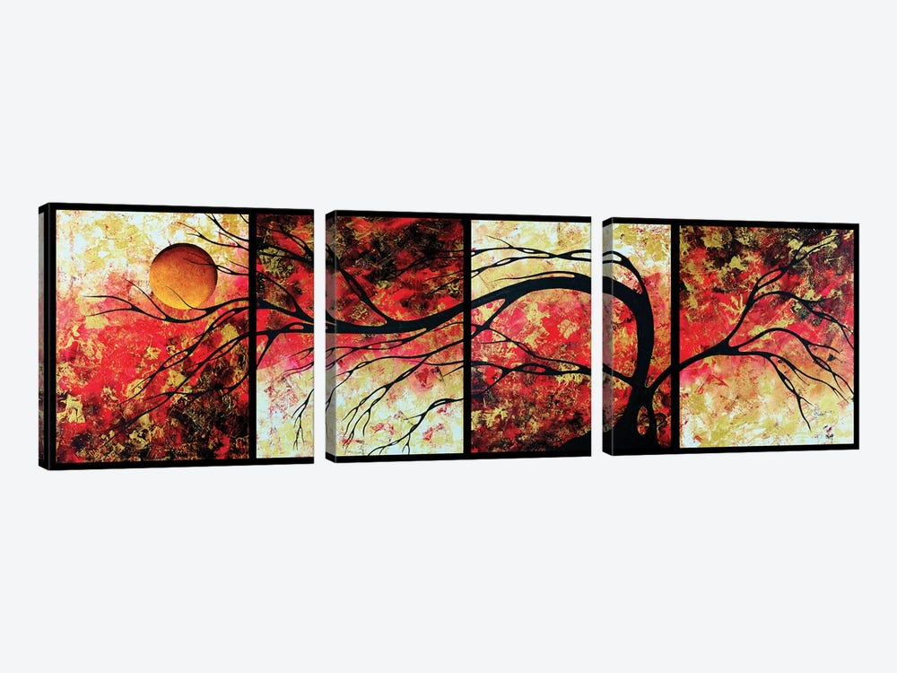 Bring Me Home by Megan Duncanson 3-piece Canvas Art