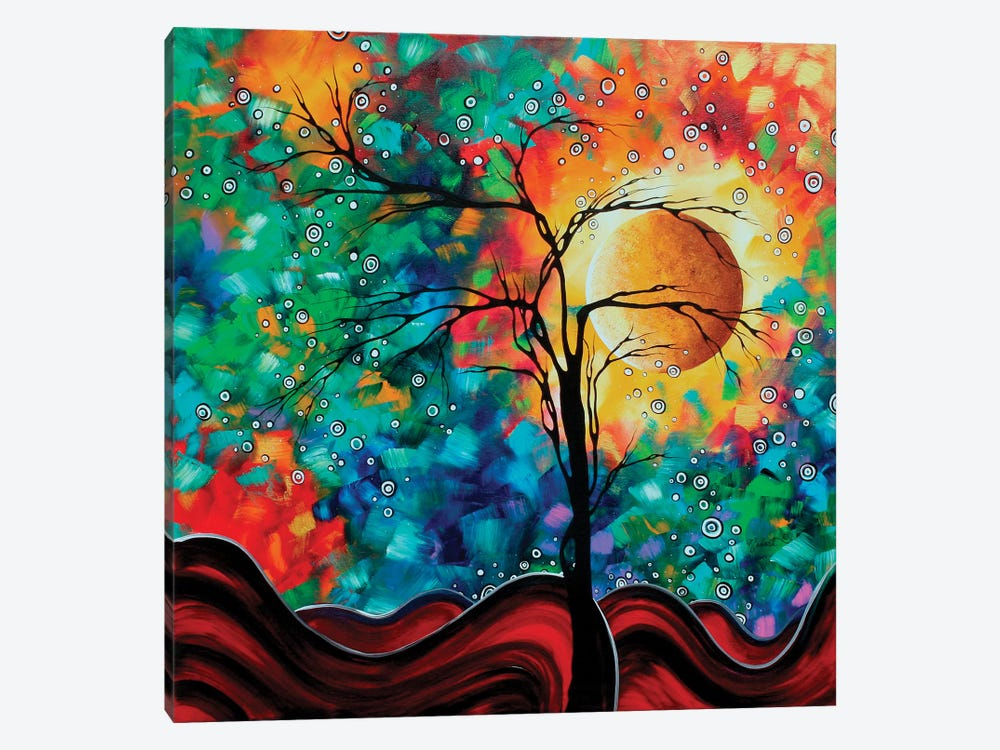 Bursting Forth by Megan Duncanson 1-piece Canvas Print