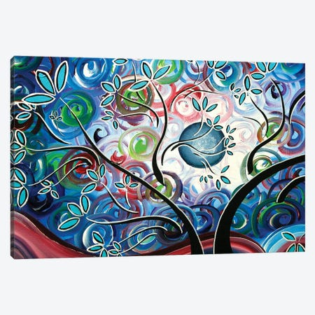 Can't Wait For Spring I Canvas Print #MDN59} by Megan Duncanson Canvas Art