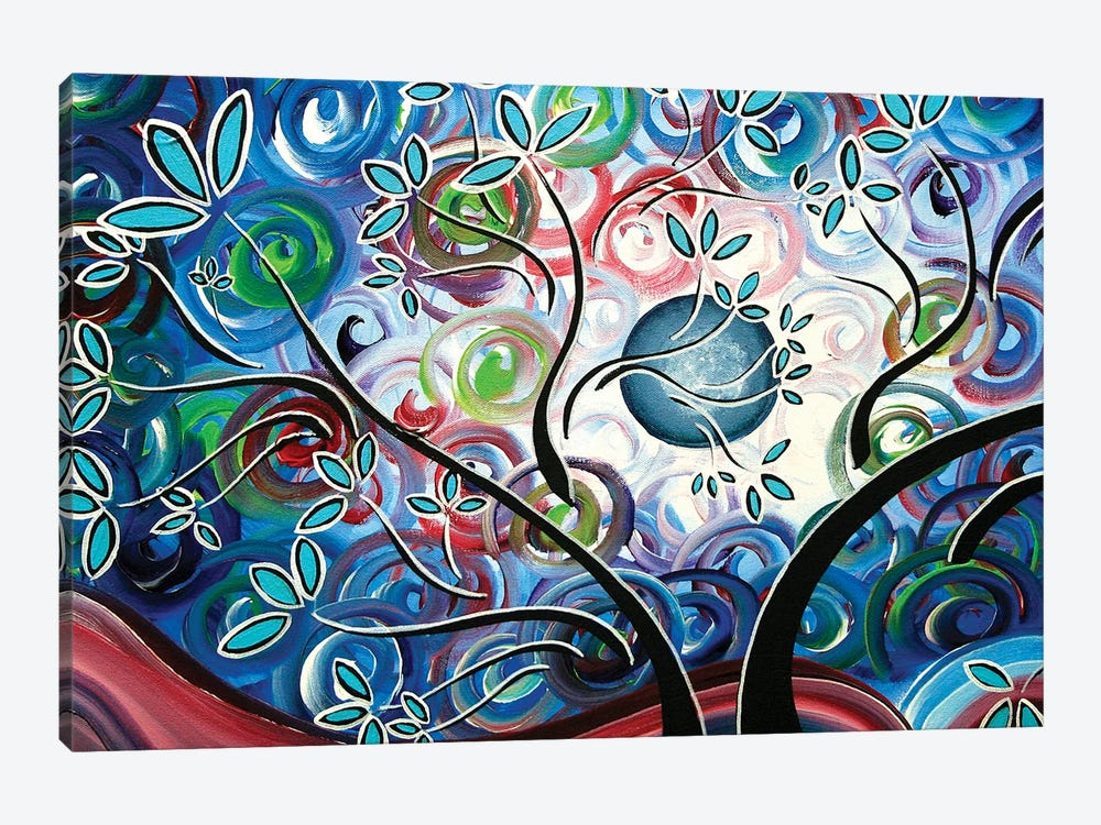 Can't Wait For Spring I by Megan Duncanson 1-piece Canvas Wall Art