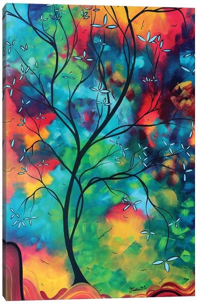 Colored Inspiration Canvas Art Print