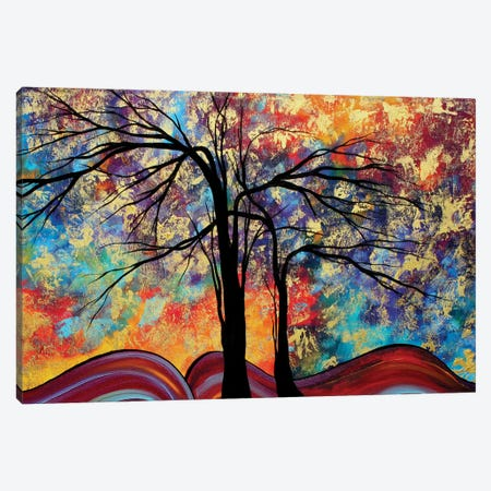 Colorful Inspiration Canvas Print #MDN65} by Megan Duncanson Canvas Wall Art