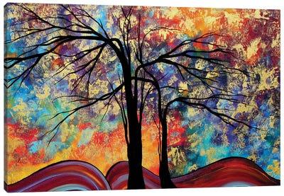 Colorful Inspiration Canvas Art Print