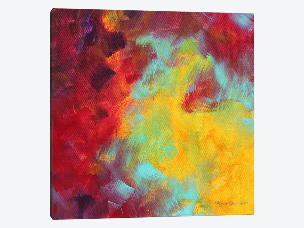 Colors Of Glory I by Megan Duncanson 1-piece Canvas Print