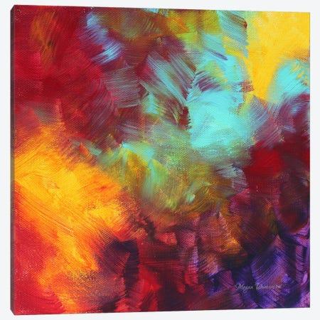 Colors Of Glory II Canvas Print #MDN68} by Megan Duncanson Art Print