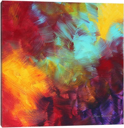 Colors Of Glory II Canvas Art Print