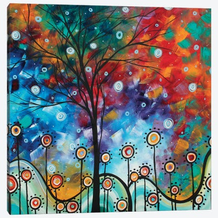 Field Of Joy Canvas Print #MDN80} by Megan Duncanson Art Print