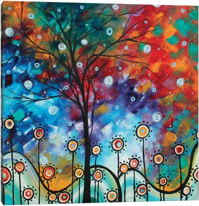 Field Of Joy Canvas Art Print